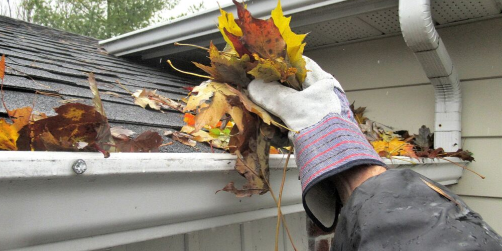 7 Benefits of Gutter Cleaning