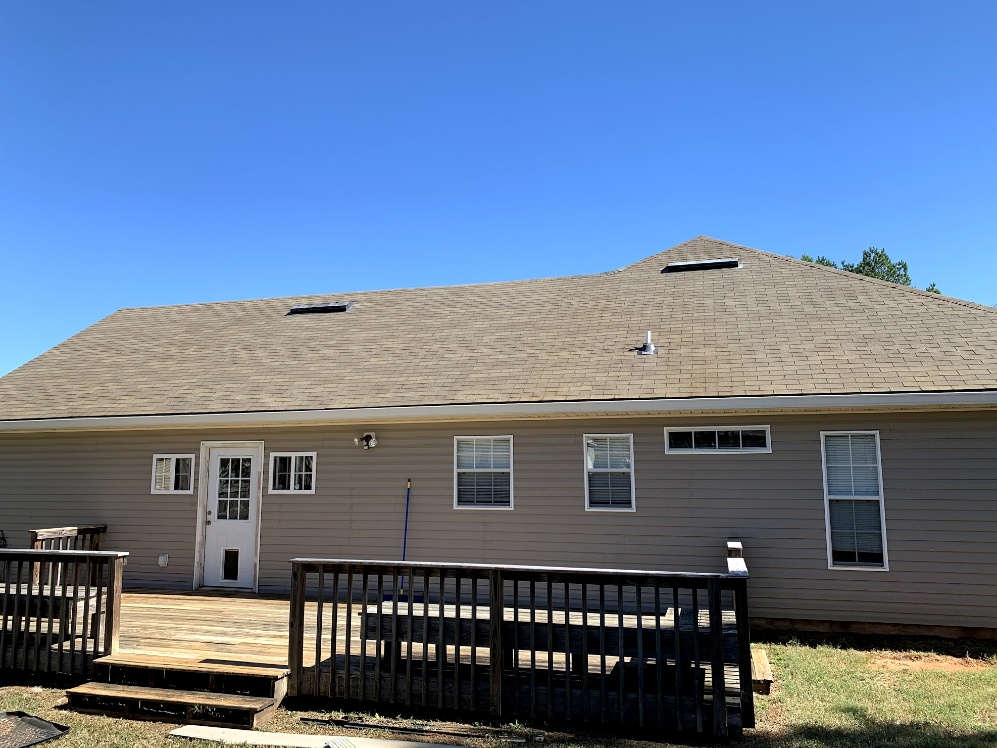 Roof Cleaning Warner Robins GA