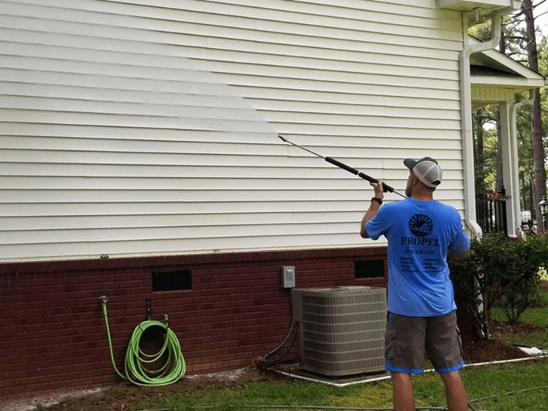 Pressure Washing in Centerville ga